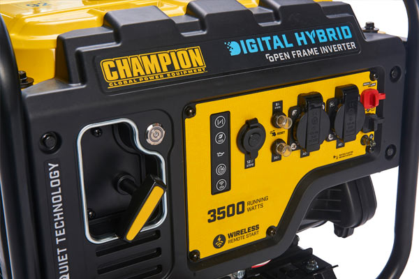 Champion 3750 Watt Frame Type Inverter